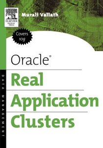 Oracle Real Application Clusters-cover