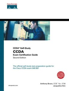 CCDA Exam Certification Guide (CCDA Self-Study), 2/e-cover