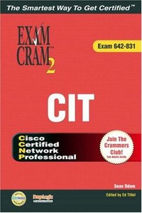 CCNP CIT Exam Cram 2 (642-831)-cover