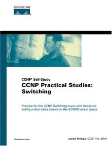 CCNP Practical Studies: Switching (CCNP Self-Study)-cover
