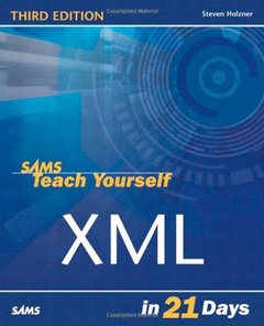 Sams Teach Yourself XML in 21 Days, 3/e-cover