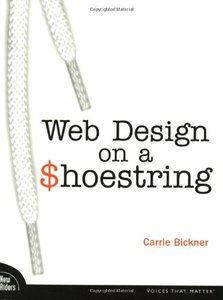 Web Design on a Shoestring-cover