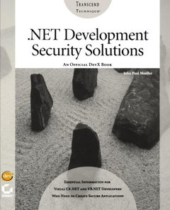 .NET Development Security Solutions-cover