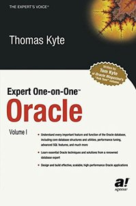 Expert One-on-One Oracle-cover