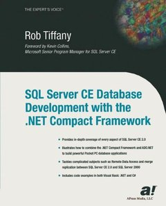 SQL Server CE Database Development with the .NET Compact Framework (Paperback)-cover