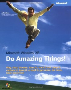 Microsoft Windows XP : Do Amazing Things (Paperback)-cover