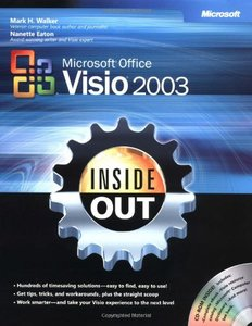 Microsoft Office Visio 2003 Inside Out-cover