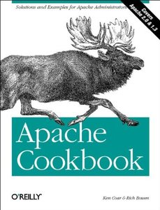Apache Cookbook-cover