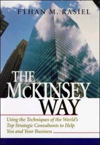 The McKinsey Way-cover