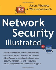 Network Security Illustrated-cover