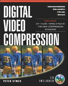 Digital Video Compression (Paperback)-cover