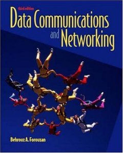 Data Communications and Networking, 3/e-cover