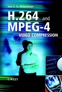 H.264 and MPEG-4 Video Compression: Video Coding for Next Generation Multimedia-cover