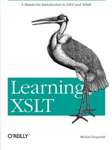 Learning Xslt-cover