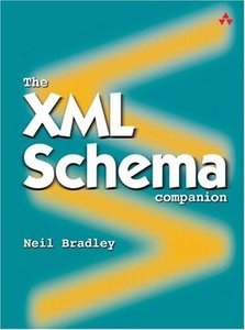 The XML Schema Companion-cover