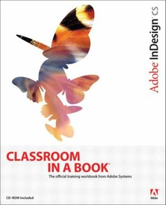 Adobe InDesign CS Classroom in a Book-cover