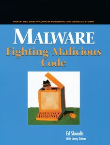 Malware: Fighting Malicious Code (Paperback)-cover