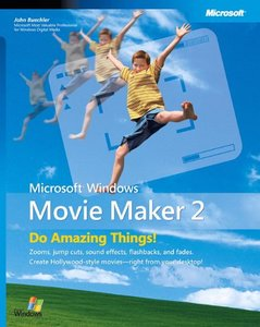 Microsoft Windows Movie Maker 2: Do Amazing Things-cover