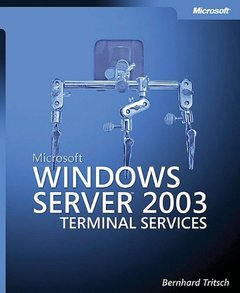 Microsoft Windows Server 2003 Terminal Services-cover