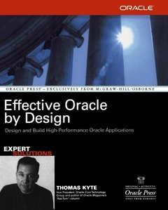 Effective Oracle by Design (Paperback)-cover