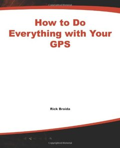 How to Do Everything with Your GPS-cover