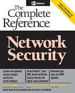 Network Security: The Complete Reference-cover