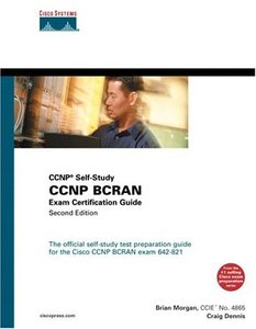 CCNP BCRAN Exam Certification Guide (CCNP Self-Study, 642-821), 2/e-cover