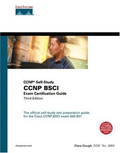 CCNP BSCI Exam Certification Guide (CCNP Self-Study, 642-801), 3/e-cover