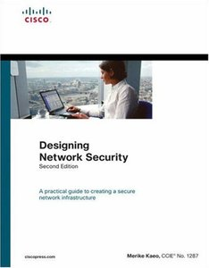 Designing Network Security, 2/e (Hardcover)-cover