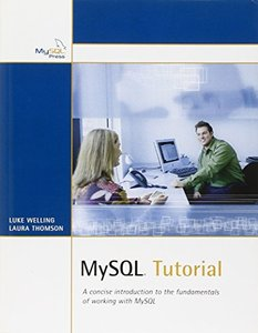 MySQL Tutorial-cover