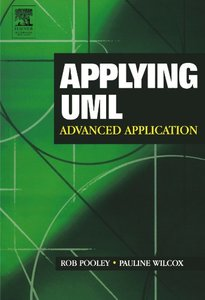 Applying UML: Advanced Applications-cover