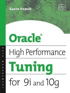 Oracle High Performance Tuning for 9i and 10g-cover
