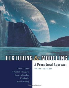 Texturing & Modeling: A Procedural Approach, 3/e (Hardcover)-cover