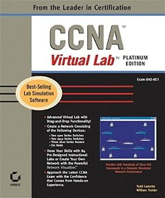 CCNA Virtual Lab, Platinum Edition (640-801)-cover