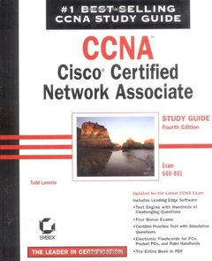 CCNA Cisco Certified Network Associate Study Guide, 4/e (640-801)-cover
