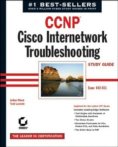 CCNP: Cisco Internetwork Troubleshooting Study Guide, 3/e (643-831)-cover