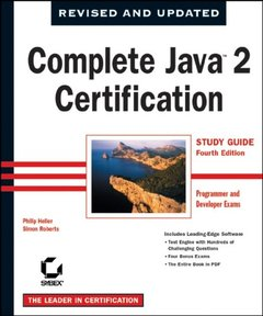 Complete Java 2 Certification Study Guide, 4/e-cover