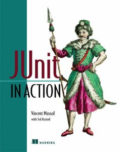 JUnit in Action (Paperback)-cover