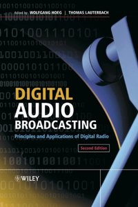 Digital Audio Broadcasting: Principles and Applications of Digital Radio, 2/e-cover