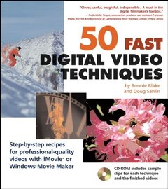 50 Fast Digital Video Techniques-cover