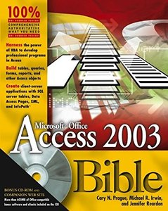 Access 2003 Bible-cover