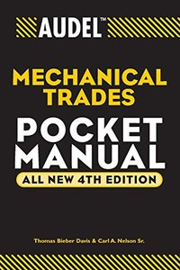 Audel Mechanical Trades Pocket Manual-cover