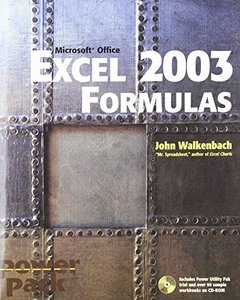 Excel 2003 Formulas-cover