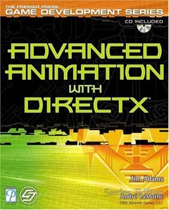 Advanced Animation with DirectX-cover