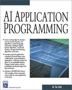 AI Application Programming (Paperback)-cover