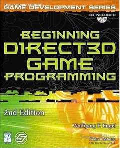 Beginning Direct 3D Game Programming, 2/e-cover