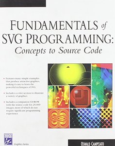 Fundamentals of SVG Programming: Concepts to Source Code-cover