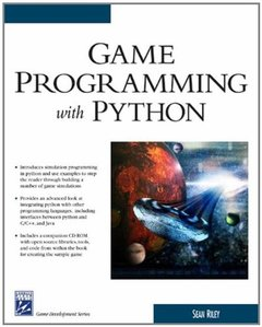 Game Programming With Python-cover