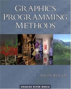 Graphics Programming Methods (Hardcover)-cover