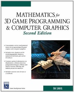 Mathematics for 3D Game Programming & Computer Graphics, 2/e-cover